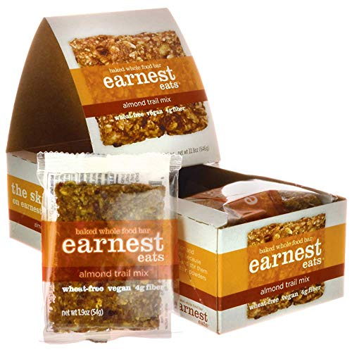 Earnest Eats Baked Bars - Almond Trail Mix - 1.9 oz - 12 ct