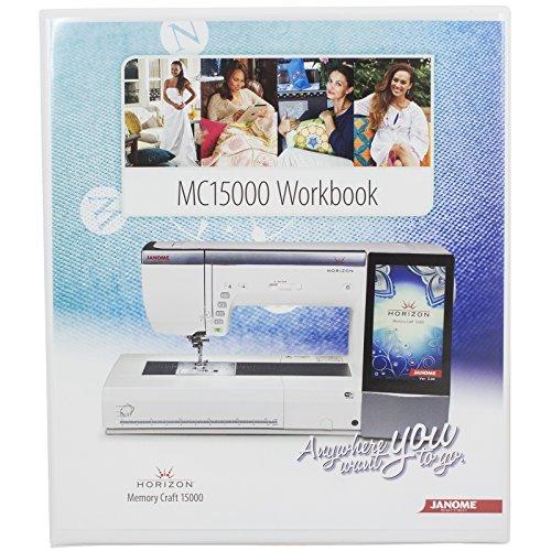 janome 15000 workbook - 1