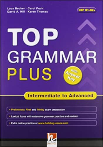 Book Top Grammar Plus Intermediate to Advanced With Answer Key