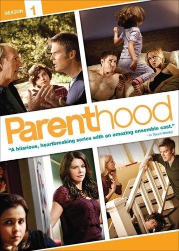 DVD : Parenthood: Season 1 (Subtitled, Dolby, AC-3, Digipack Packaging, Slipsleeve Packaging)