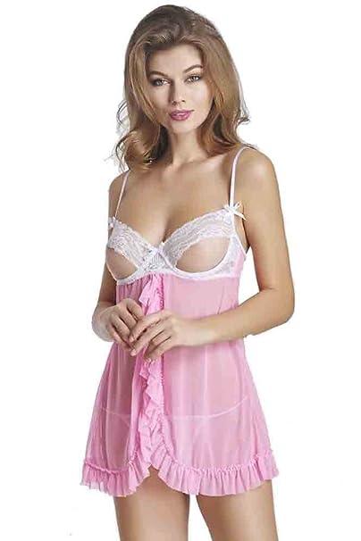 Lencería Sexy Mujer Ropa de Dormir Ropa Interior para pijamas Babydoll: Amazon.es: Ropa y accesorios