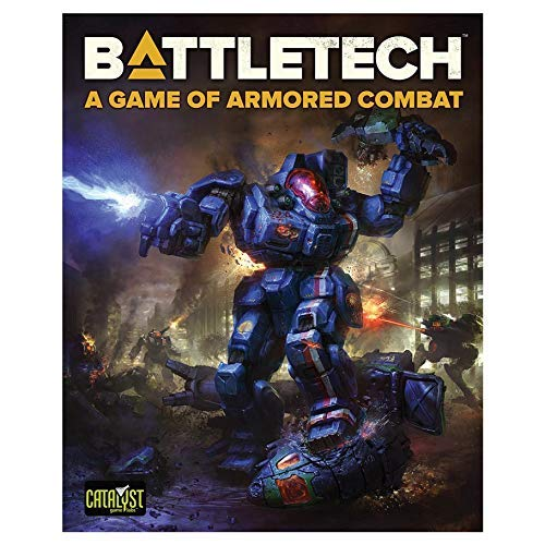 Battletech Game of Armored Combat ()