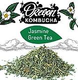 Kitchen & Housewares : Oregon Jasmine Green Tea Bag (1 ounce)