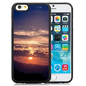 New Beautiful Custom Designed Cover Case For iPhone 6 4.7 Inch TPU With Sun Phone Case