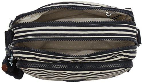 Stripy Multicolore Sacs Kipling Marine Silen bandoulière XwRqROFg