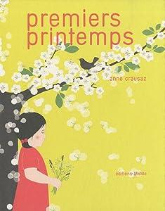 vignette de 'Premiers printemps (Anne Crausaz)'