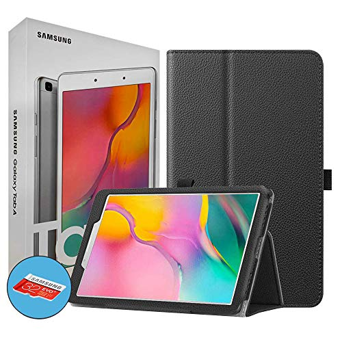 Samsung Galaxy T290 Tab A 8-Inch 32 GB WiFi Android 9.0 Touchscreen Tablet Silver (2019) International Version Bundle…