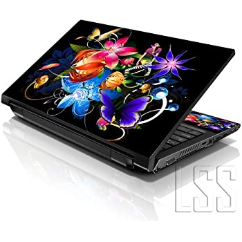LSS 15 15.6 inch Laptop Notebook Skin Sticker Cover Art Decal Fits 13.3