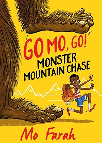 Monster Mountain Chase!: Book 1 (Go Mo Go) por Mo Farah