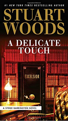 A Delicate Touch (A Stone Barrington Novel)