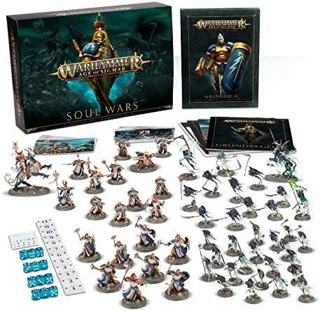 Warhammer – Age of Sigmar (Soul Wars)