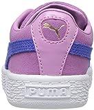 PUMA Unisex-Kids Suede XL Lace VR Sneaker, Smoky