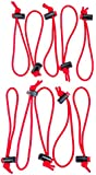 Think Tank Photo Red Whips Adjustable Cable Ties (10 Pack)
