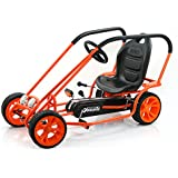 Hauck Hauck Thunder II Go Kart, Orange