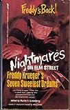 Nightmares on Elm Street: Freddy Krueger's Seven Sweetest Dreams