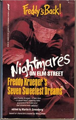 Image result for nightmares on elm street freddy krueger's seven sweetest dreams