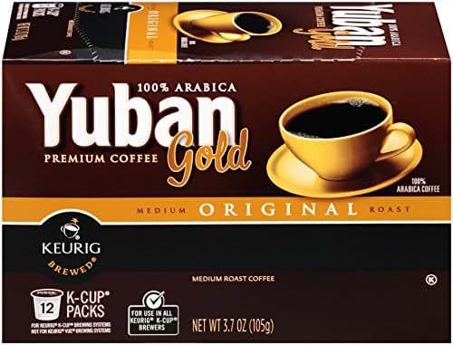 Coffee Pods: Yuban
