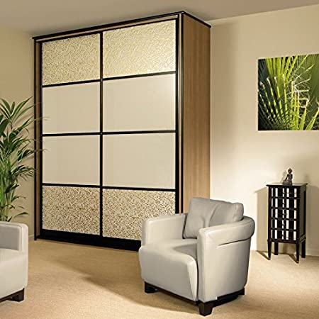 Panel decorativo autoadhesivo polipiel diseño flores WallFace 13415 FLORAL barrocas relieve 3D blanco oro 2,60 m2: Amazon.es: Bricolaje y herramientas