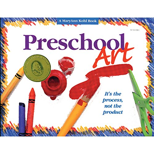 Preschool Art: It's the Process, Not the Product!