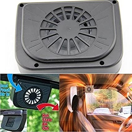 Auto Cooler - Ventilador de refrigeración para ventanas de coche ...