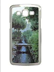 Samsung 2 7106 Case Bridges water PC Samsung 2 7106 Case Cover Transparent