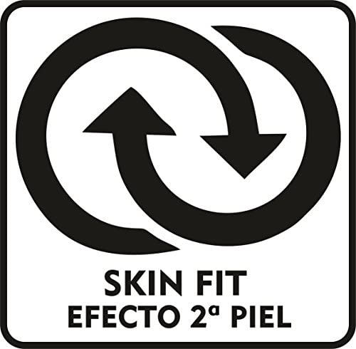 TKS Negro/Lima Perneras Modelo MONEGROS, para Running, Triatlon, Ciclismo, Senderismo, Crossfit, TRX