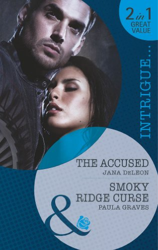 book cover of The Accused / Smoky Ridge Curse