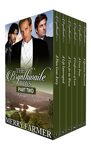 book cover of The Brynthwaite Boys: Part Two