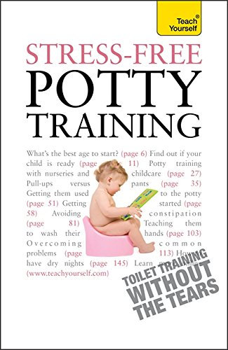 Stress-Free Potty Training (Teach Yourself)