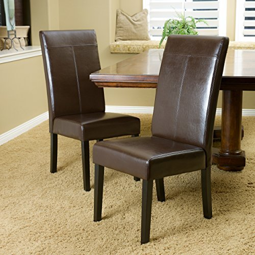 Fitzgerald Chocolate Brown Dining Chair