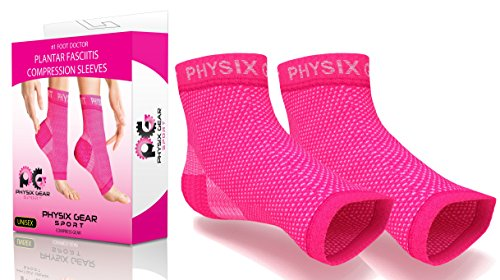 Plantar Fasciitis Socks with Arc...