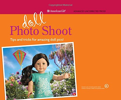 Download Doll Photo Shoot: Tips and tricks for amazing doll pics! PDF