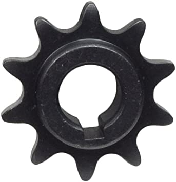 """FREE FAST SHIPPING 40BS10 5//8/"""" Sprocket for #40 Roller Chain 10 Tooth"""