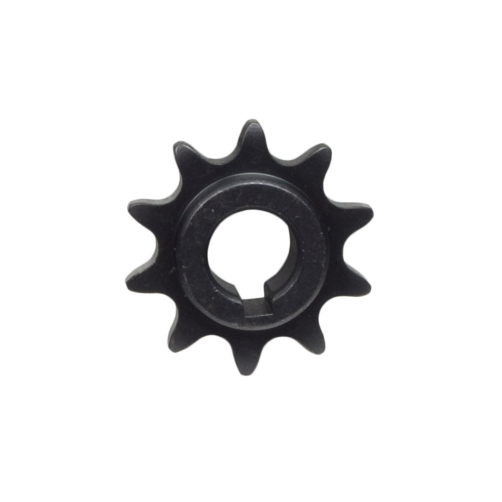 AlveyTech 10 Tooth #40/#41/420 Chain Sprocket for 20 & 30 Series Torque Converters (5/8' Inside Diameter)