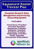 Equipment Rental Tracker Plus [Download]