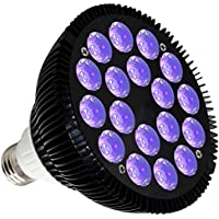 KINGBO - Bombilla LED de 36 W