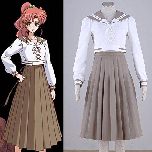 Harry Shops Sailor Moon Jupiter Cosplay (Sailor Customes)