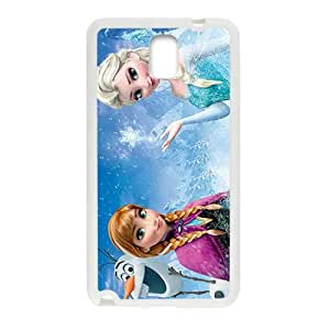 DAZHAHUI Frozen beautiful fashion Cell Phone Case for Samsung Galaxy Note3