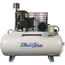 BelAire 318HLE 208-230-Volt 7.5-HP 80-Gallon Horizontal Electric Air Compressor