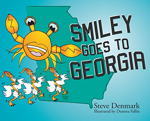Smiley Goes to Georgia by Booklocker.com (Image #3)