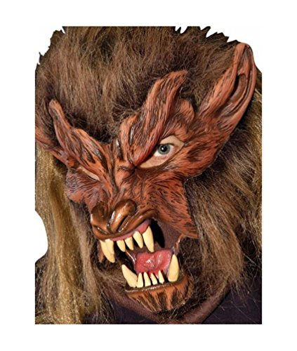 Lone Wolf Mask (Lone Wolf Mask)