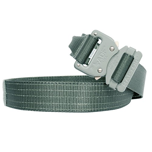 "Fusion Tactical Military Police Riggers Belt Foliage Green Medium 33-38""/1.5"" Wide"