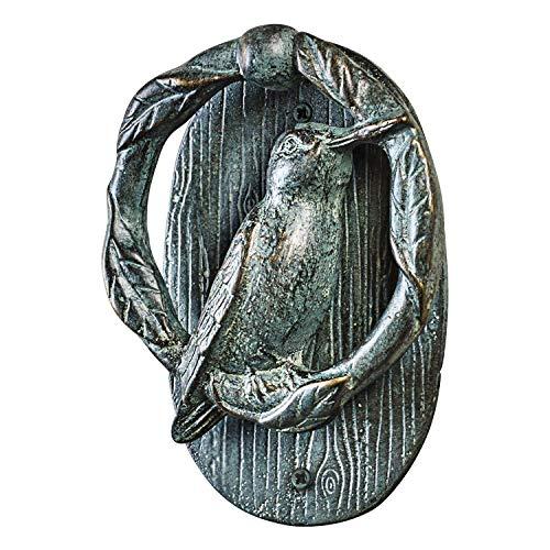 Hummingbird Doorknocker