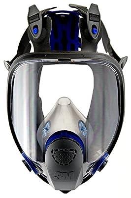 3M Ultimate FX Full Facepiece Reusable Respirator FF-402, Respiratory Protection, Medium
