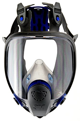 3M Ultimate FX Full Facepiece Reusable Respirator FF-402, Respiratory Protection, Medium by 3M Personal Protective Equipment