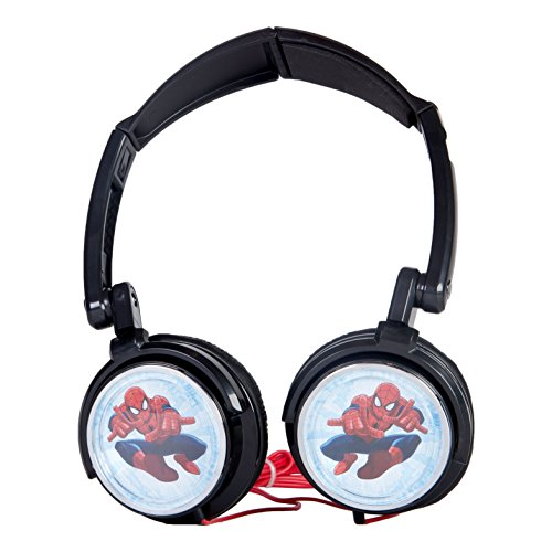 Sakar 11645 BOX EXP TRU Spiderman DJ Headphones product image