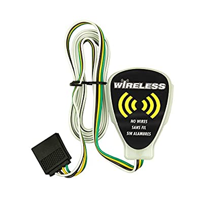 Blazer C6304 LED Wireless Magnetic Trailer Towing Light Kit: Automotive