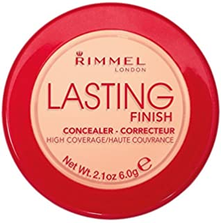 Rimmel London, Lasting Finish Concealer, Shade 020, Ivory