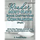Reader Must-Have Book Convention Companion (Single): All-in-One Planner, Journal, and Diary for the Bookworm on the Go
