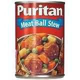 Puritan Meatball Stew (Pack of 24)
